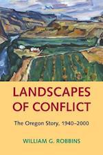 Landscapes of Conflict (Weyerhaeuser Environmental Books Paperback)