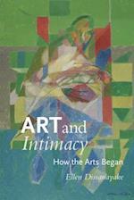 Art and Intimacy (McLellan Book)
