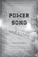 The Power of Song (New Directions in Scandinavian Studies)