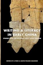 Writing & Literacy in Early China
