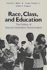 Race, Class, and Education af Robert E. England, Kenneth J. Meier, Joseph Stewart