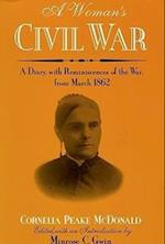 A Woman's Civil War (Wisconsin Studies in American Autobiography Paperback)