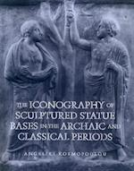 Iconography of Sculptured Statue Bases (Wisconsin Studies in Classics Hardcover)
