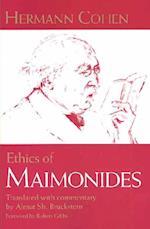 Ethics of Maimonides af Hermann Cohen