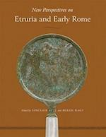 New Perspectives on Etruria and Early Rome (Wisconsin Studies in Classics Hardcover)