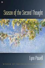 Season of the Second Thought (Wisconsin Poetry)