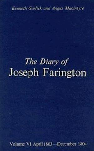 The Diary of Joseph Farington