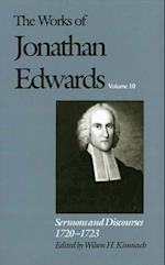 The Works of Jonathan Edwards (Works of Jonathan Edwards Series)