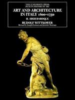 Art and Architecture in Italy, 1600-1750 (Pelican History of Art)