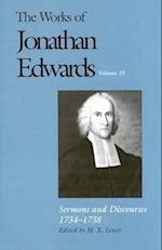 The Works of Jonathan Edwards, Vol. 19 (Works of Jonathan Edwards Series)