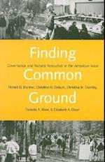 Finding Common Ground af Ronald D. Brunner