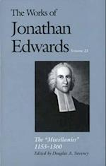 The Works of Jonathan Edwards, Vol. 23 (Works of Jonathan Edwards Series)