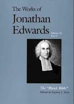 The Works of Jonathan Edwards, Vol. 24 (Works of Jonathan Edwards Series)