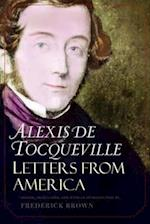 Letters from America af Alexis De Tocqueville, Frederick Brown