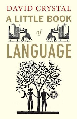 Bog, paperback A Little Book of Language af David Crystal