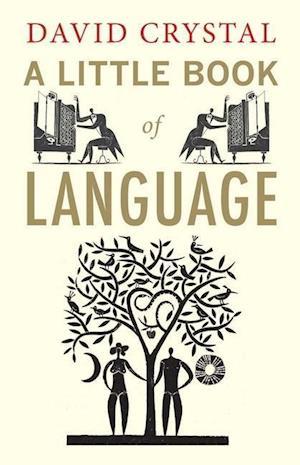 Bog, paperback A Little Book of Language af David Crystal