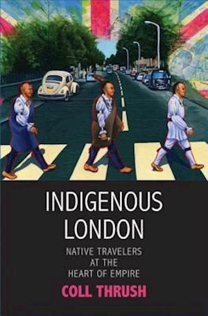 Indigenous London af Coll Thrush
