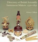 Directory of British Scientific Instrument Makers 1550-1851
