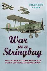 War in a Stringbag af Charles Lamb