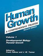 Human Growth af Frank Falkner