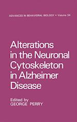 Alterations in the Neuronal Cytoskeleton in Alzheimer Disease af George Perry