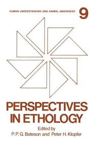 Perspectives in Ethology: Volume 9: Human Understanding and Animal Awareness