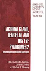 Lacrimal Gland, Tear Film, and Dry Eye Syndromes (ADVANCES IN EXPERIMENTAL MEDICINE AND BIOLOGY, nr. 438)