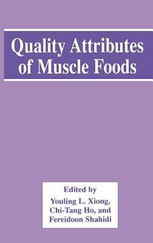 Quality Attributes of Muscle Foods