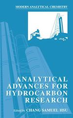 Analytical Advances for Hydrocarbon Research af Chang Samuel Hsu