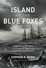 Island of the Blue Foxes (A Merloyd Lawrence Book)