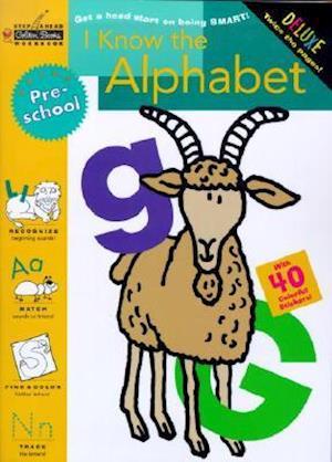 Bog, paperback I Know the Alphabet Pre-School af Not Available