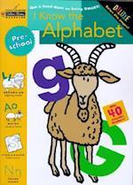 I Know the Alphabet (Preschool) (Step Ahead Golden Books Workbook)