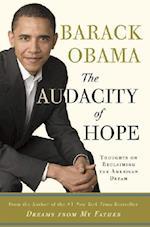 The Audacity of Hope af Barack Hussein Obama