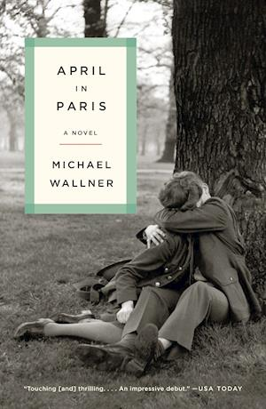 Bog, paperback April in Paris af Michael Wallner