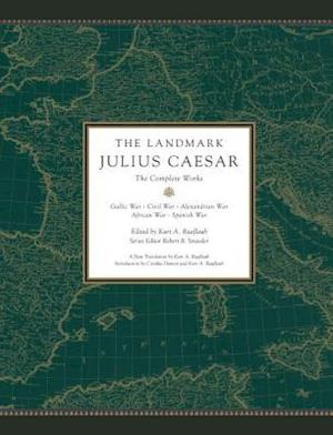 Bog, hardback The Landmark Julius Caesar af Kurt A. Raaflaub