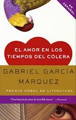 El Amor en los Tiempos del Colera af Gabriel Garciá Márquez