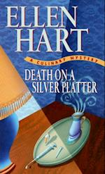 Death on a Silver Platter af Ellen Hart