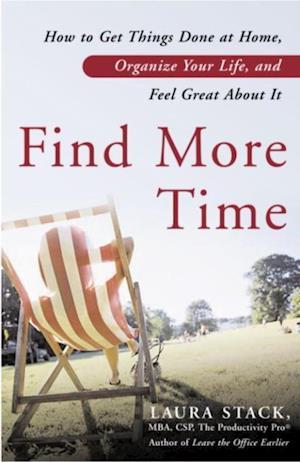 Find More Time af Laura Stack