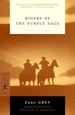 Riders of the Purple Sage af Zane Grey