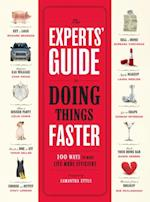 Experts' Guide to Doing Things Faster