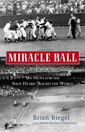 Bog, paperback Miracle Ball af Brian Biegel