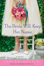 Bride Will Keep Her Name