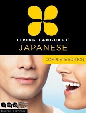 Bog, paperback Living Language Japanese af Mamori Sugita Hughes