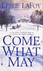 Come What May af Leslie Lafoy