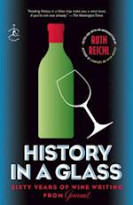 History in a Glass (Modern Library Food)