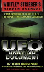 UFO Briefing Document