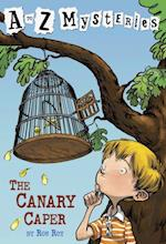 to Z Mysteries: The Canary Caper (A Stepping Stone Book(tm))
