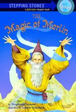Magic of Merlin af Stephanie Spinner