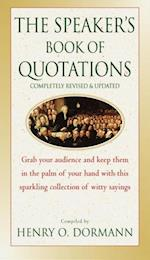 Speaker's Book of Quotations, Updated and Revised