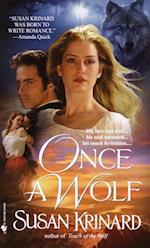 Once a Wolf af Susan Krinard